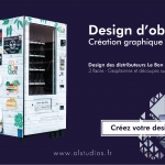 Design de distributeur automatique - Le Bon Bocal