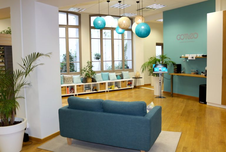 Ambiance coworking